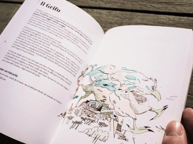 Il Grifo – Il bestiario d'Italia – Gabriele pino